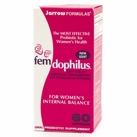 Fem-Dophilus Probiotic Capsules - For Vaginal Health