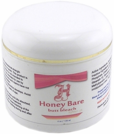 Honey Bare - Premium Anal Bleaching Cream