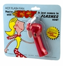 Hot Flash Fan - A Fan For Old Friends