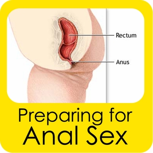How to prepare yourself for anal sex