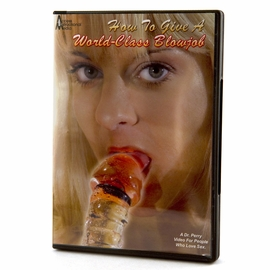 How to give a World-Class Blowjob DVD