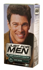 Just For Men Dark Brown Hair Color