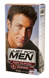 Just For Men - Medium Brown Hair Color