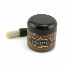 Kama Sutra Body Chocolate - Chocolate Body Paint