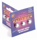L1154 Replacement Batteries - 3 pack