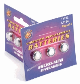 L1154 Replacement Batteries - 3 pack - Sold Out