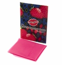 Dental Dams for Oral Sex- Strawberry