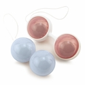 Lelo Luna Balls - World-Famous Kegel Exercisers - Bigger Size