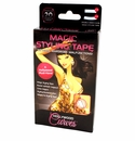 Magic Styling Tape - Holds Low-Cut Shirts In Place