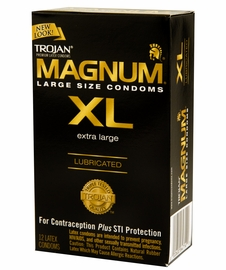 Magnum XL Extra Large Condoms - Our Largest Condoms - 12