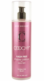 Make Me Blush Coochy Shave - 16 oz. Size - With a Pump