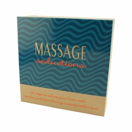 Massage Seductions Game - With Massage Candle