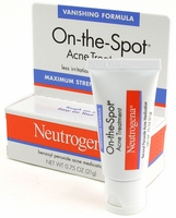 Neutrogena On The Spot Acne Treatment - .75 oz.