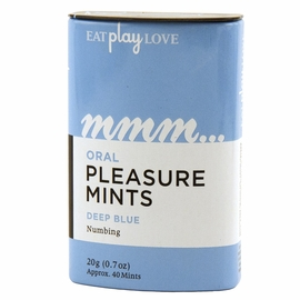Oral Pleasure Mints - To Numb Your Gag Reflex