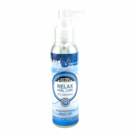 Relax Anal Lube Spray - With Lidocaine For Ideal Desensitization