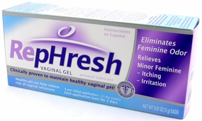 RepHresh - pH Balanced Vaginal Lubricant