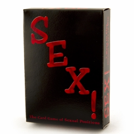 SEX! - Very Hot Card Game