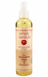 Simply Sensual Pheromone Body Oil