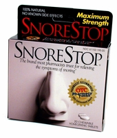 Snorestop Tablets work for 79.5 % of users