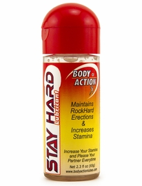 Stay Hard Lubricant - Helps You Stay Hard (duh)