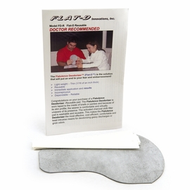 The Flat-D Fart Filter Underwear Insert
