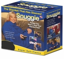 The Snuggie - Wrap Yourself in Ridiculous-Looking Comfort