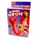 The Stinger - The World's First Butt Crack Vibrator
