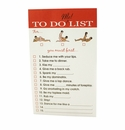 The To Do Me List - Tell Your Lover How To Do You