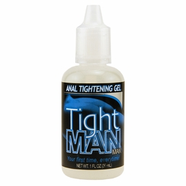 Tight Man Brand Anal Tightening Gel