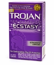Trojan Her Pleasure Ecstasy Condoms - 10