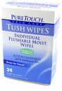 Tush Wipes - Keep Your Bum Clean