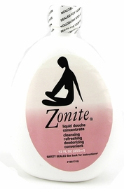 Zonite Liquid Douche Concentrate