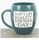 6 Great Fun Chunky Mugs with ATTITUDE  On SALE