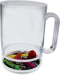 Affordable 16 Oz. Teacher With Class Compartment Mug