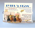 Cat theme Business Card Holders