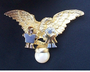 CLICK HERE to see Many More Patriotic & Flag Pins, Lapel Pins, Earrings