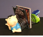 Collectible Cute Boy & Girl CD Holders