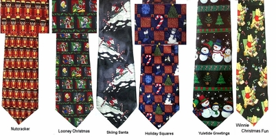Collectible Silk & Poly Fun Cartoon Novelty Ties Clearance! Looney Toons and MORE!