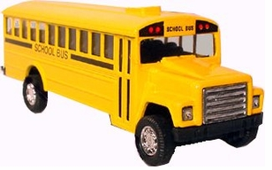 "Die Cast 5"" &  Metal School Bus Models"