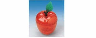 "Economy Red Apple Box- 4.5"" High"