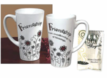 Friendship Java Mug with Cocoa