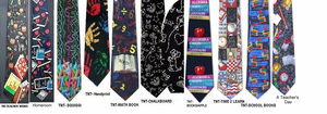 Fun Teacher Neckties List 1