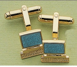 Great Computer Guy Jewelry and Tie Accessories