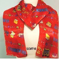 Great Scarves for Teachers & Techies & MORE! CLOSE OUT
