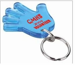 Helping Hands Key Ring