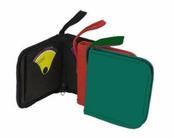 Imprinted 12 CD Case with Handle - $1.99 ea.