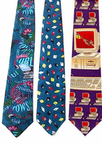 Lots of Computer Neckties