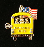 Lots of School Bus JEWELRY