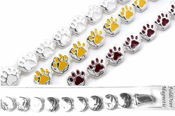 Mascot,  Paw Print Braceltes & Jewelry and more! - Click here