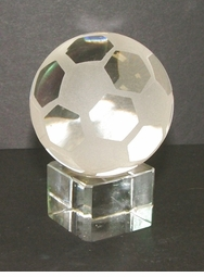 Mini Crystal Soccer Ball Special Purchase